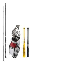 買取品目:釣り竿・バット・ゴルフクラブ等(クリックで買取価格がわかります!)