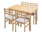 ダイニングテーブル(食卓セット) 2~6人用<br data-eio=